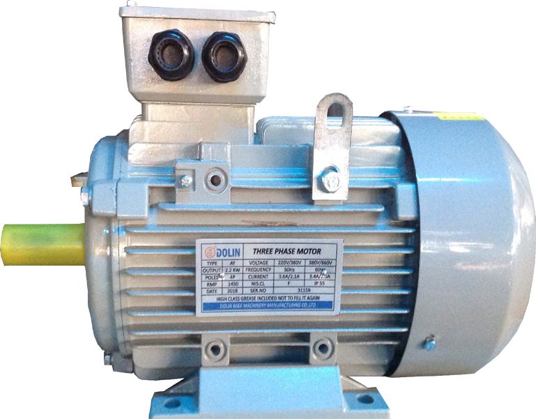 Electric motor three phase 75kw 1450rpm