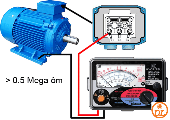 Electric Motor Power Measurement and Analysis