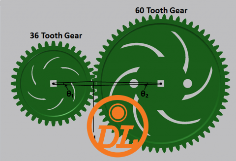 Compound Gear Reduction