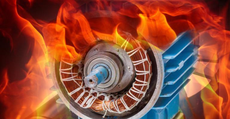 Kiến thức về Động cơ chống cháy nổ