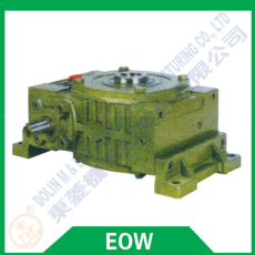 Worm reducer series EOW