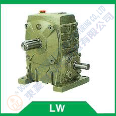 Worm reducer series LW