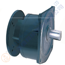 Vertical double shaft motor - gear motor