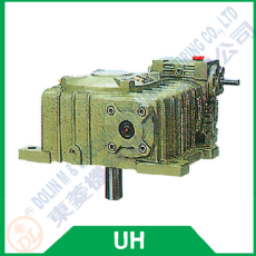 Worm reducer series HU